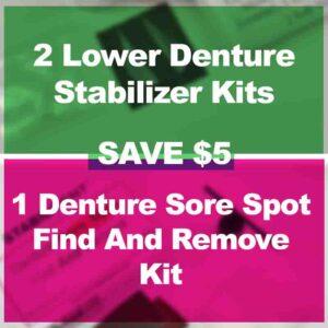 stabildent denture kits